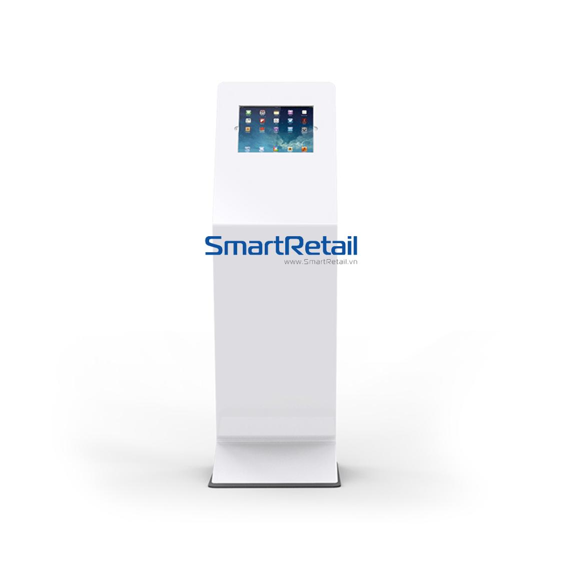 Giá đỡ máy tính bảng chân đứng SF-105 - SmartRetail - 0935888489