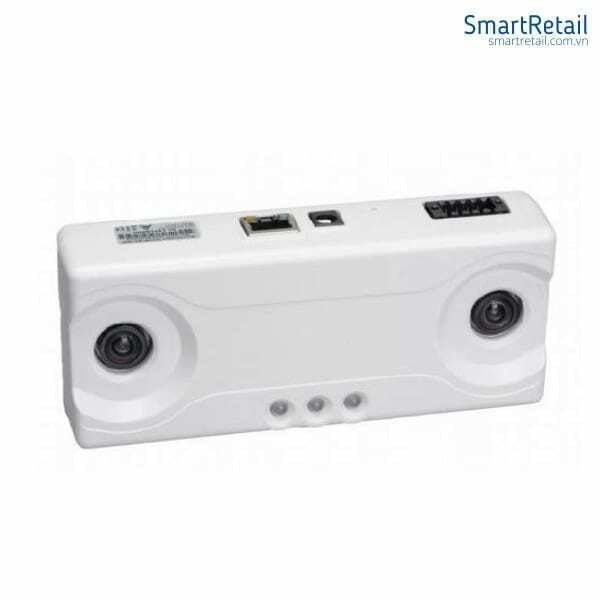 Thiết bị đếm người | People Counting Camera - SmartRetail