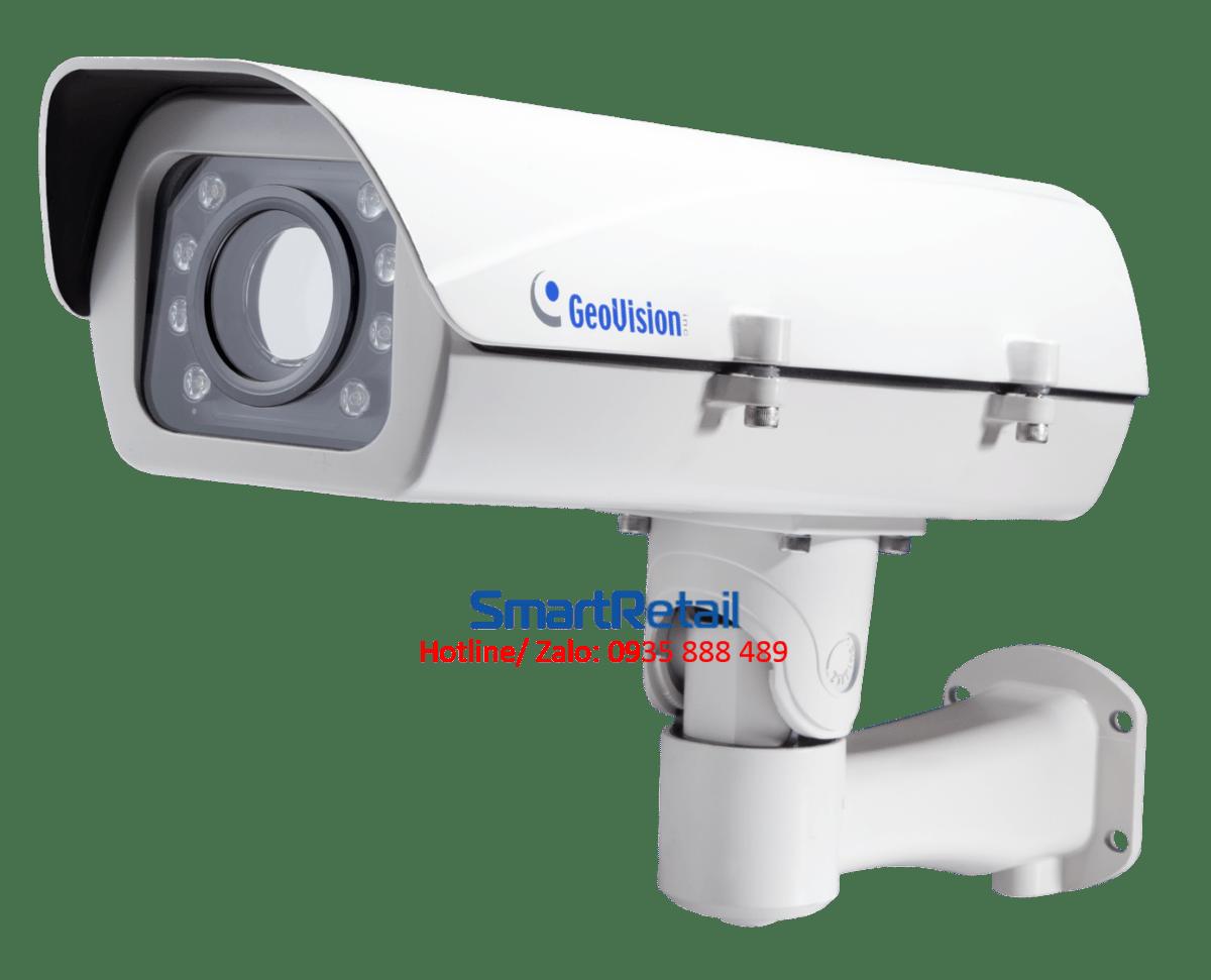 SmartRetail Camera IP nhận dạng biển số GV LPR1200 0 1