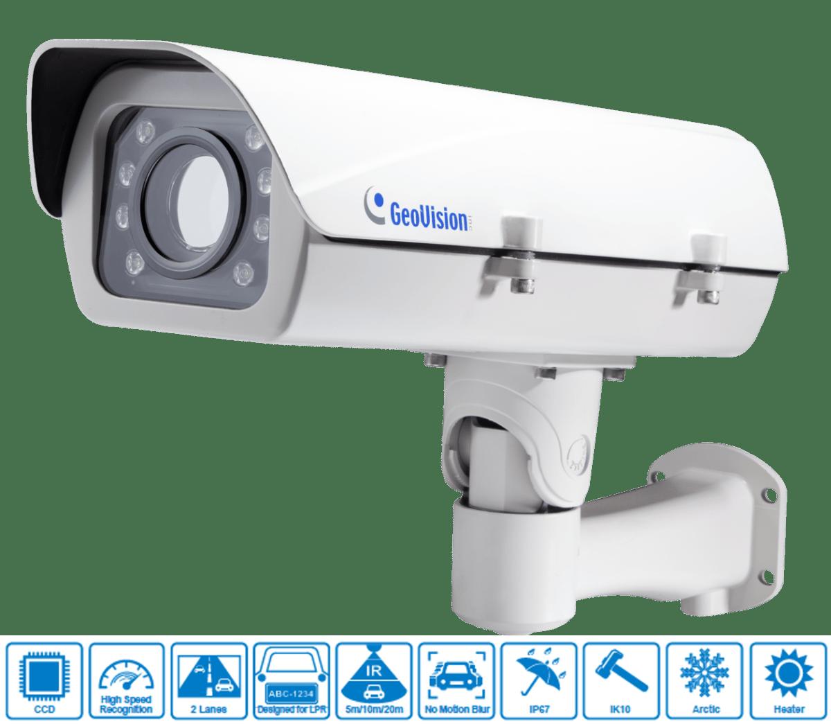 SmartRetail Camera IP nhận dạng biển số GV LPR1200 3 1