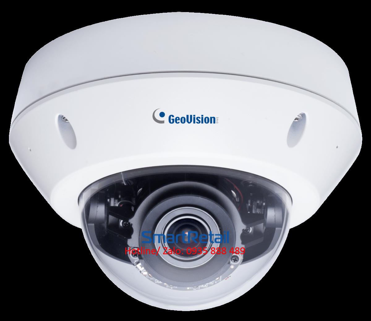 SmartRetail Camera IP nhận dạng khuôn mặt GV VD8700 10