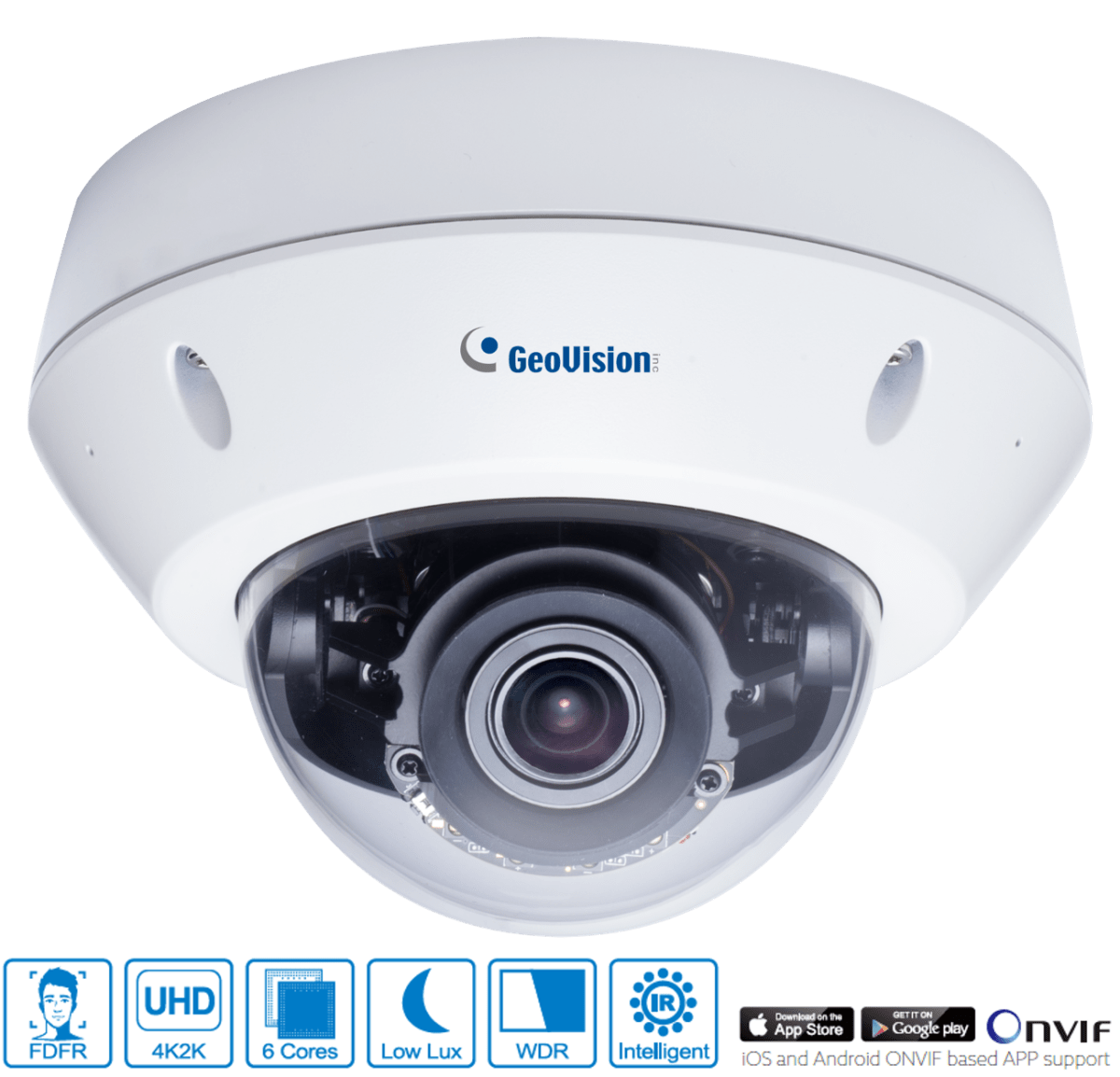 SmartRetail Camera IP nhận dạng khuôn mặt GV VD8700 9