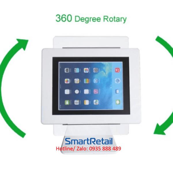 SmartRetail Giá đỡ máy tính bảng LST01 B 1