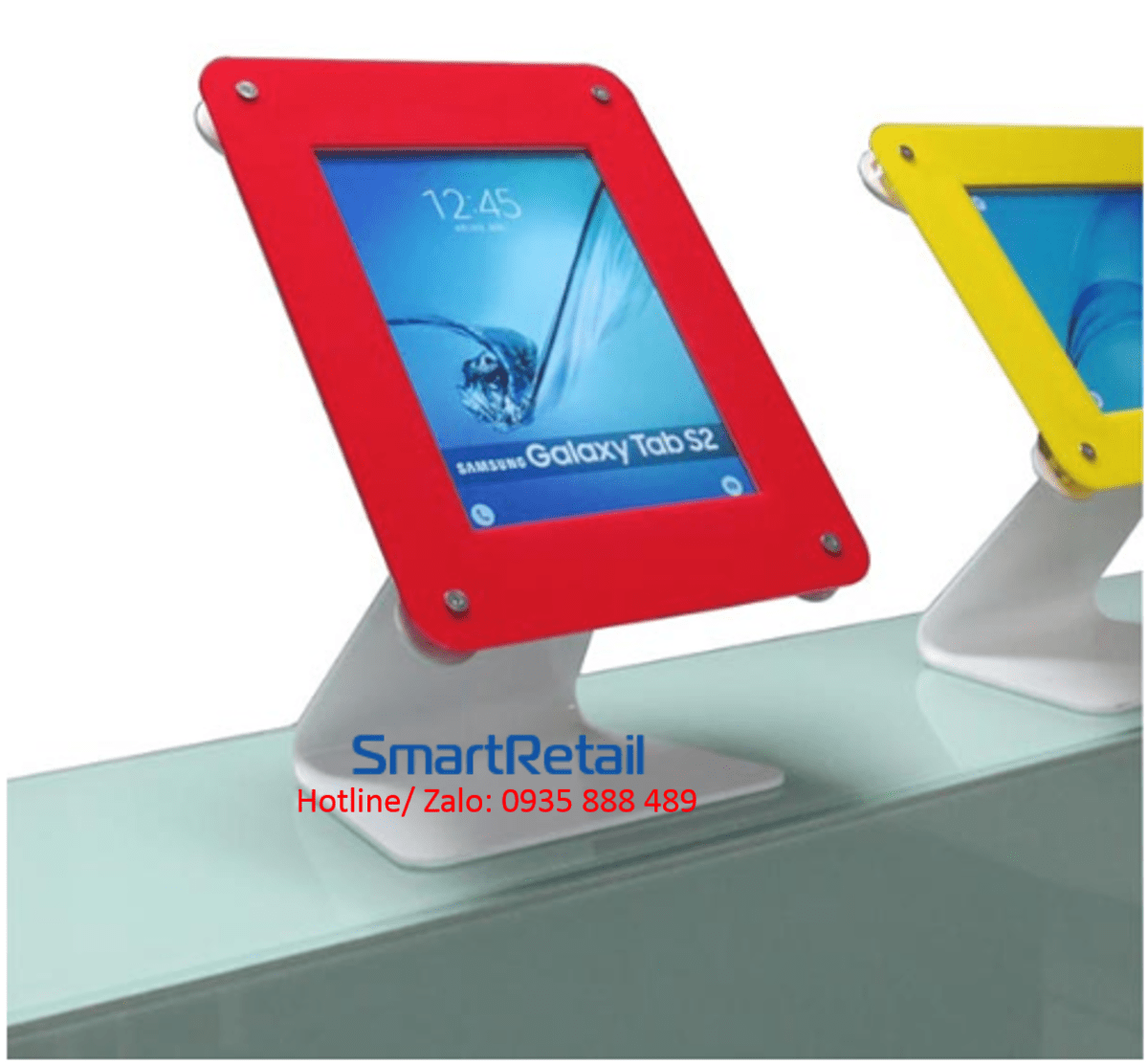 SmartRetail Giá đỡ máy tính bảng LST01 B 3
