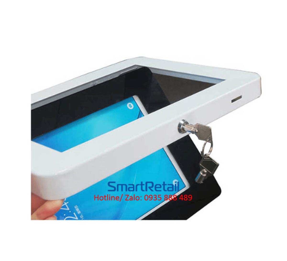 SmartRetail Giá đỡ máy tính bảng chân đứng LFS01 A 3