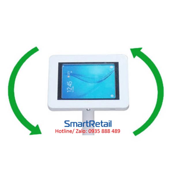 SmartRetail Giá đỡ máy tính bảng chân đứng LFS01 A 4