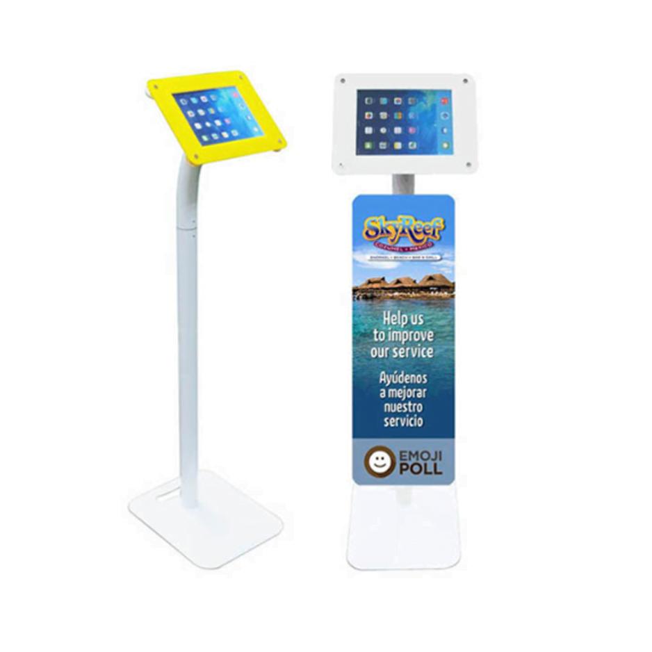 Giá đỡ máy tính bảng chân đứng LSF01-B | SmartRetail