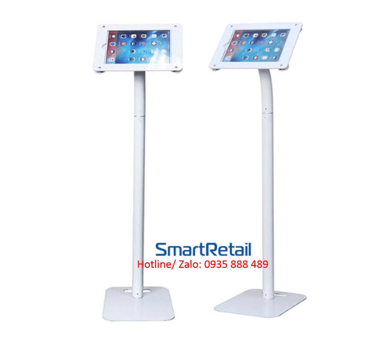 SmartRetail Giá đỡ máy tính bảng chân đứng LFS01 B 2