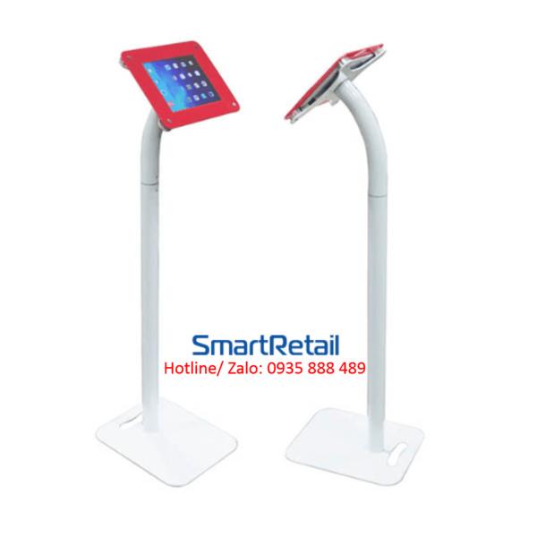 SmartRetail Giá đỡ máy tính bảng chân đứng LFS01 B 3