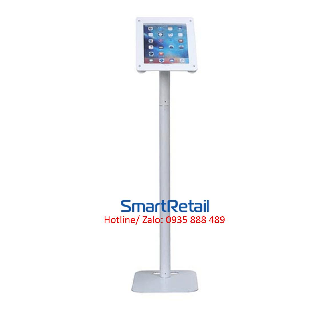 SmartRetail Giá đỡ máy tính bảng chân đứng LFS01 B 4