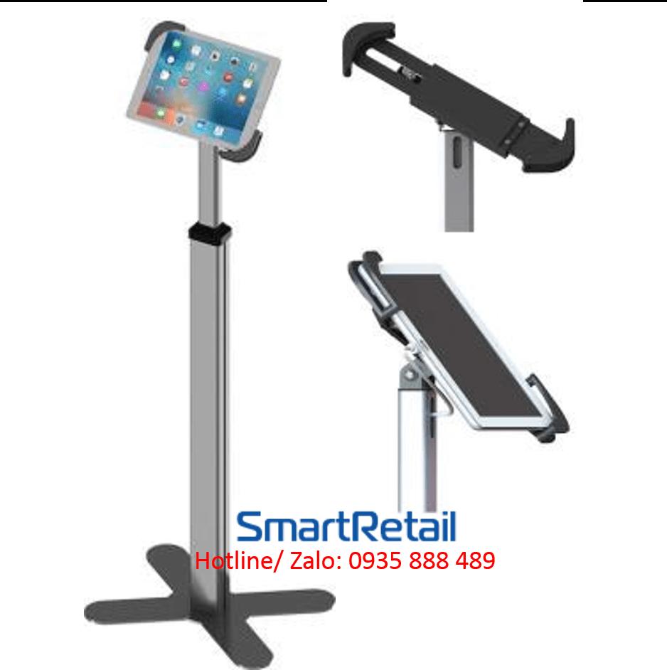 SmartRetail Giá đỡ máy tính bảng chân đứng LSF03 D 6