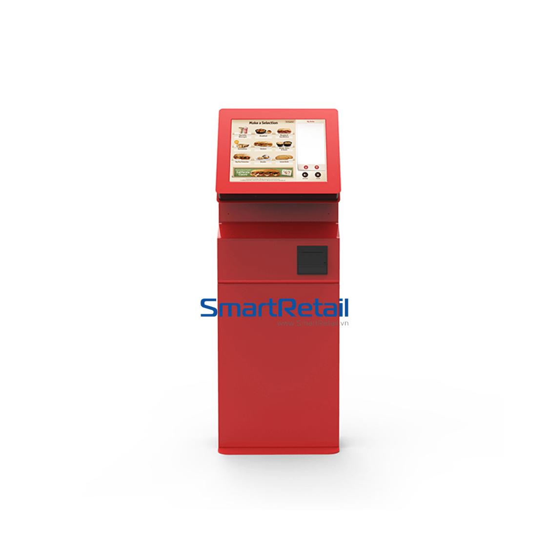 SmartRetail Kiosk Order KSF A119 S4 1