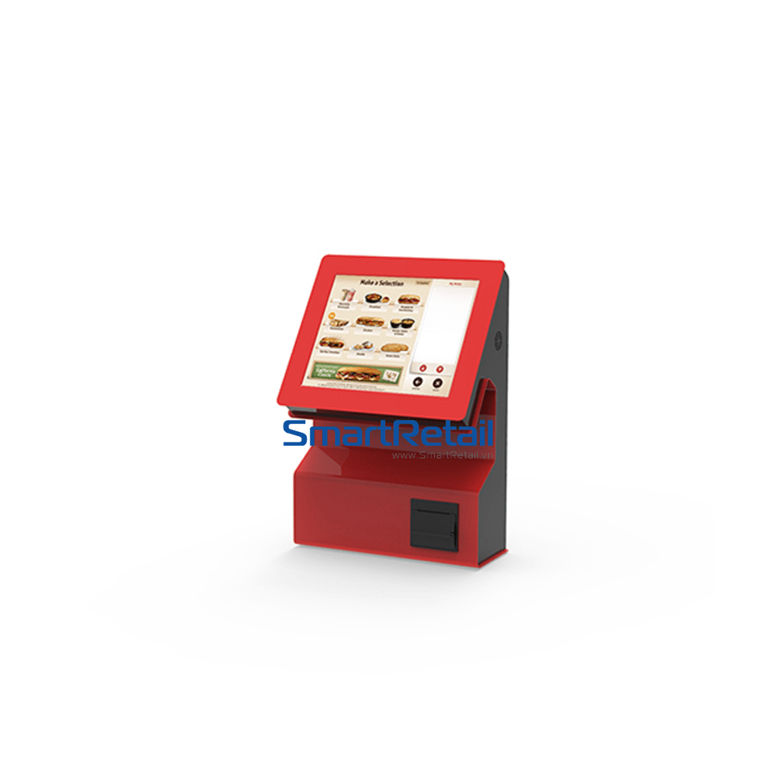 SmartRetail Kiosk Order KSF A119 S4 5