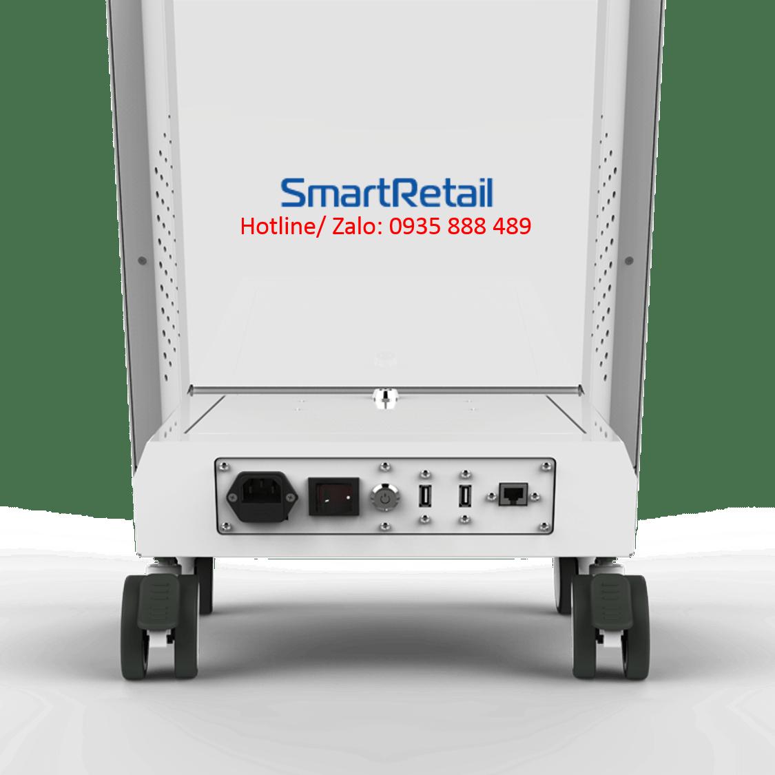 SmartRetail Màn hình led quảng cáo DSF B132 S4L 4