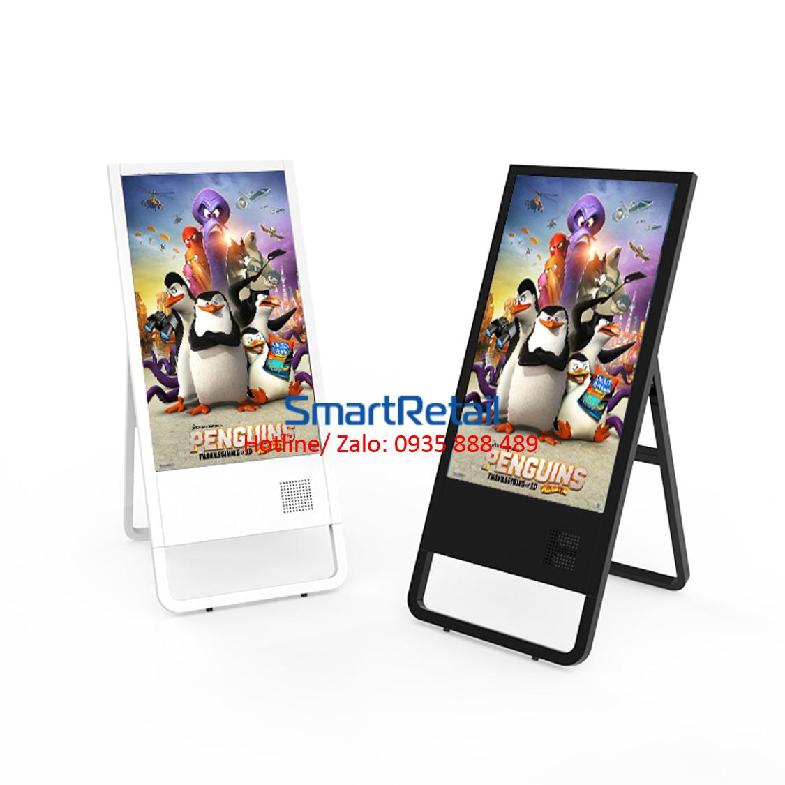 SmartRetail Màn hình quảng cáo DSF A443 S1 2