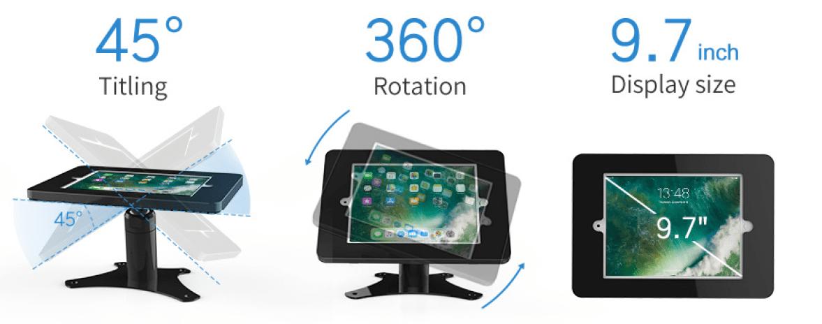 Giá đỡ máy tính bảng để bàn SC-304C