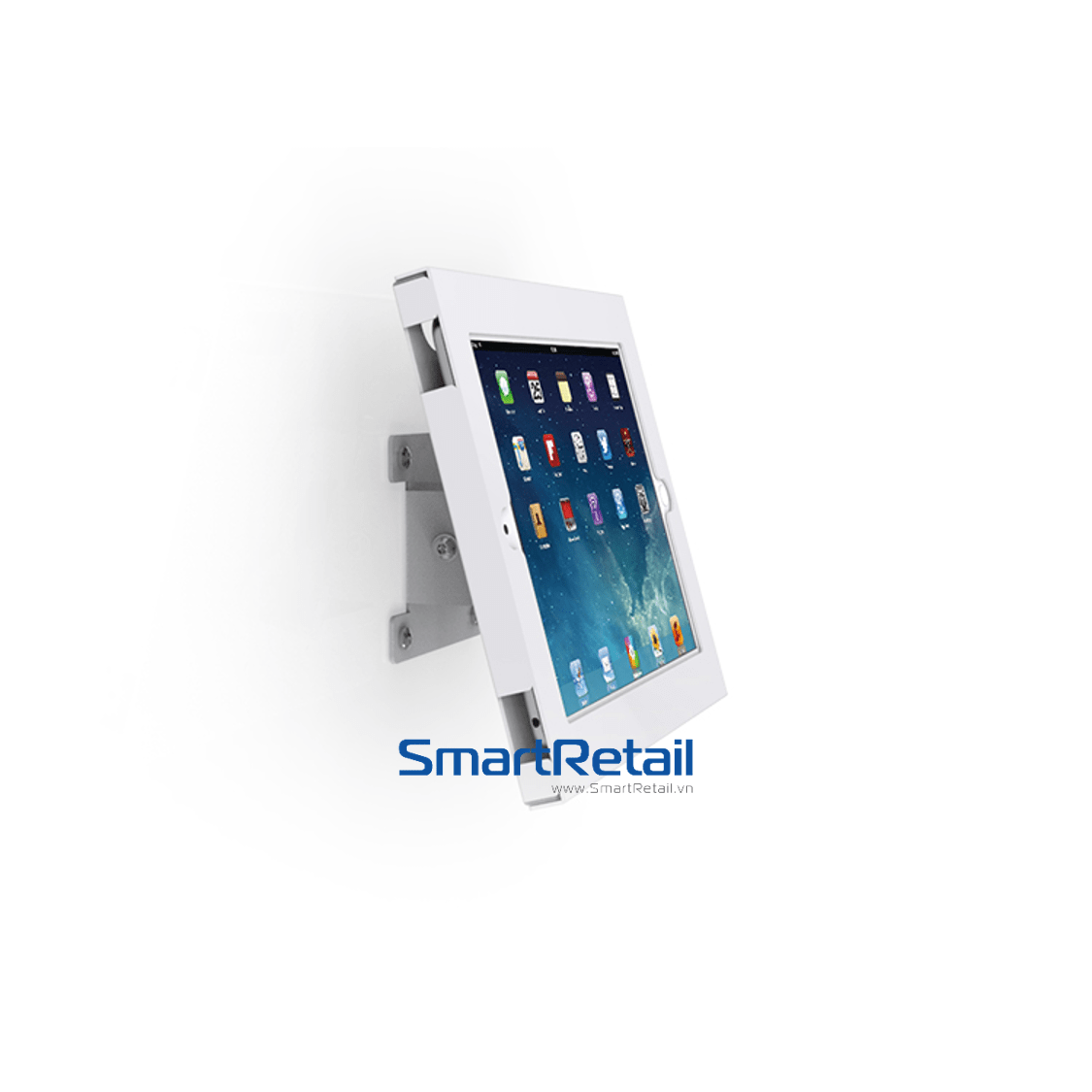 Giá đỡ máy tính bảng treo tường SW-101 - SmartRetail - 0935888489