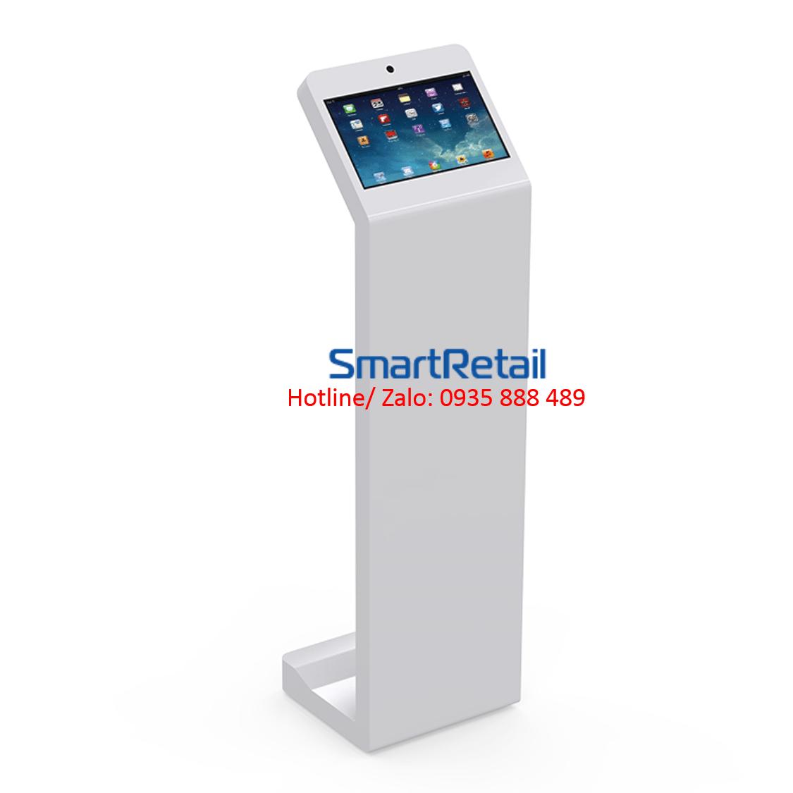 SmartRetail màn hình quảng cáo 13.3 inches 4