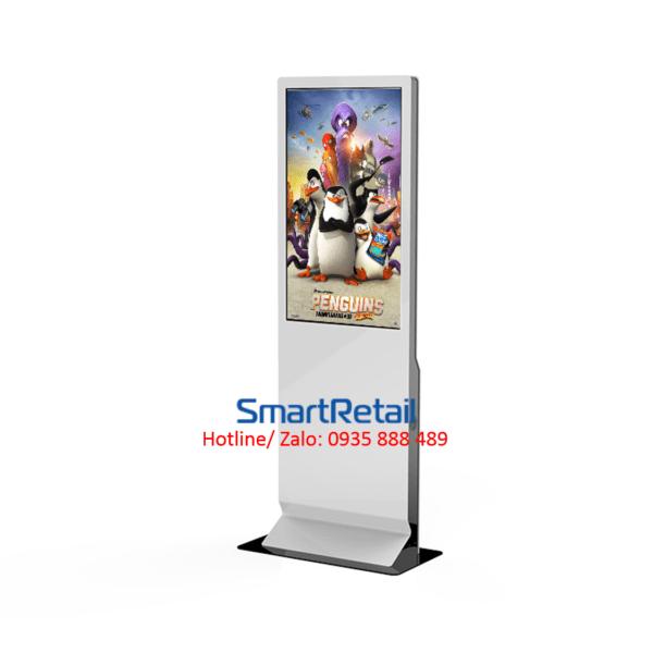 SmartRetail màn hình quảng cáo chân đứng 43 inches 1