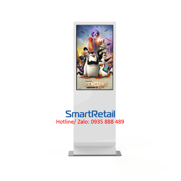 SmartRetail màn hình quảng cáo chân đứng 43 inches 2