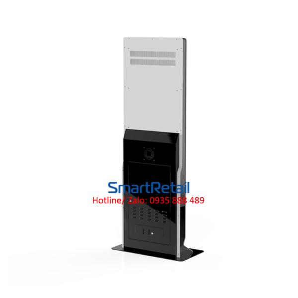 SmartRetail màn hình quảng cáo chân đứng 43 inches 4