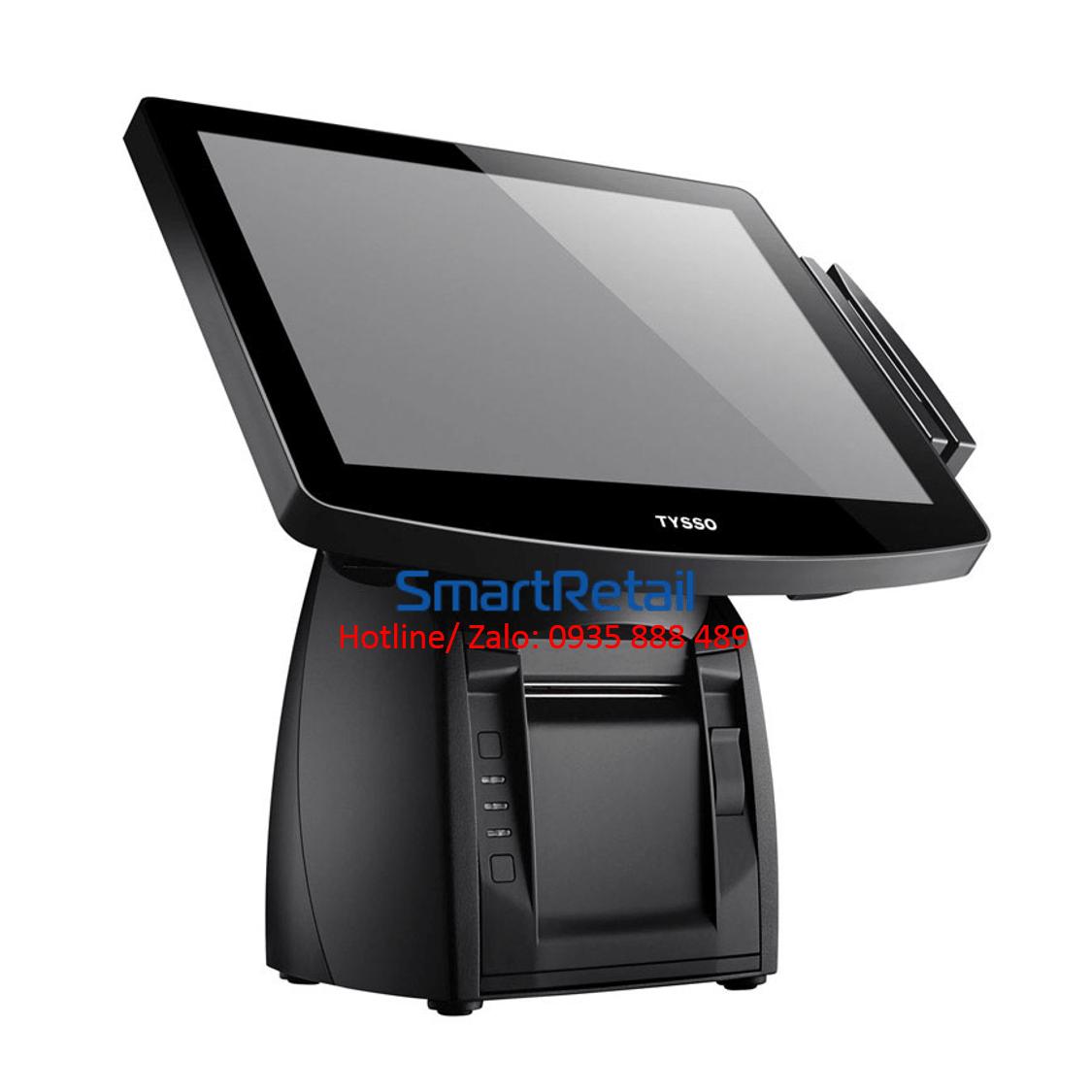 SmartRetail máy tính tiền TYSSO 650B 1