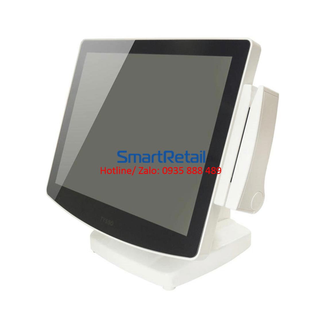 SmartRetail máy tính tiền TYSSO POS 6000 3