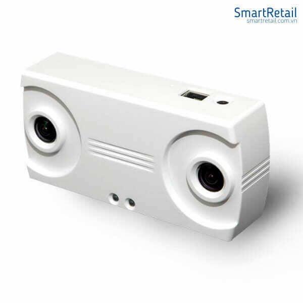 Thiết bị đếm người 3D TD Intelligence - Camera đếm người 3D   SmartRetail