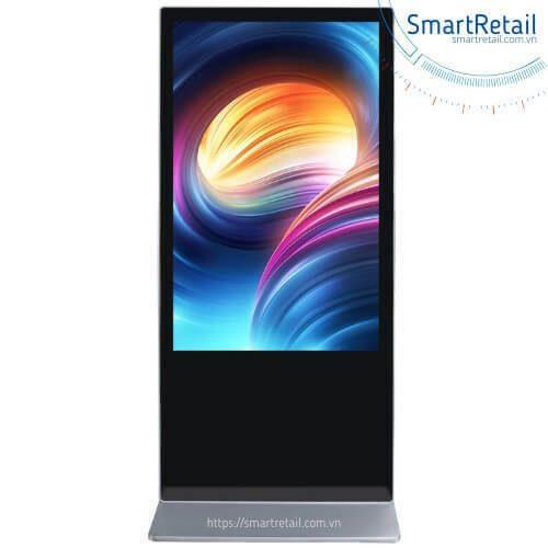 Màn hình LCD quảng cáo chân đứng - Màn hình LCD Digital Standee | SmartRetail