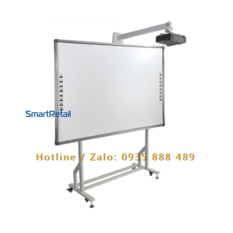 Bảng trắng tương tác - Bảng tương tác thông minh - SmartRetail