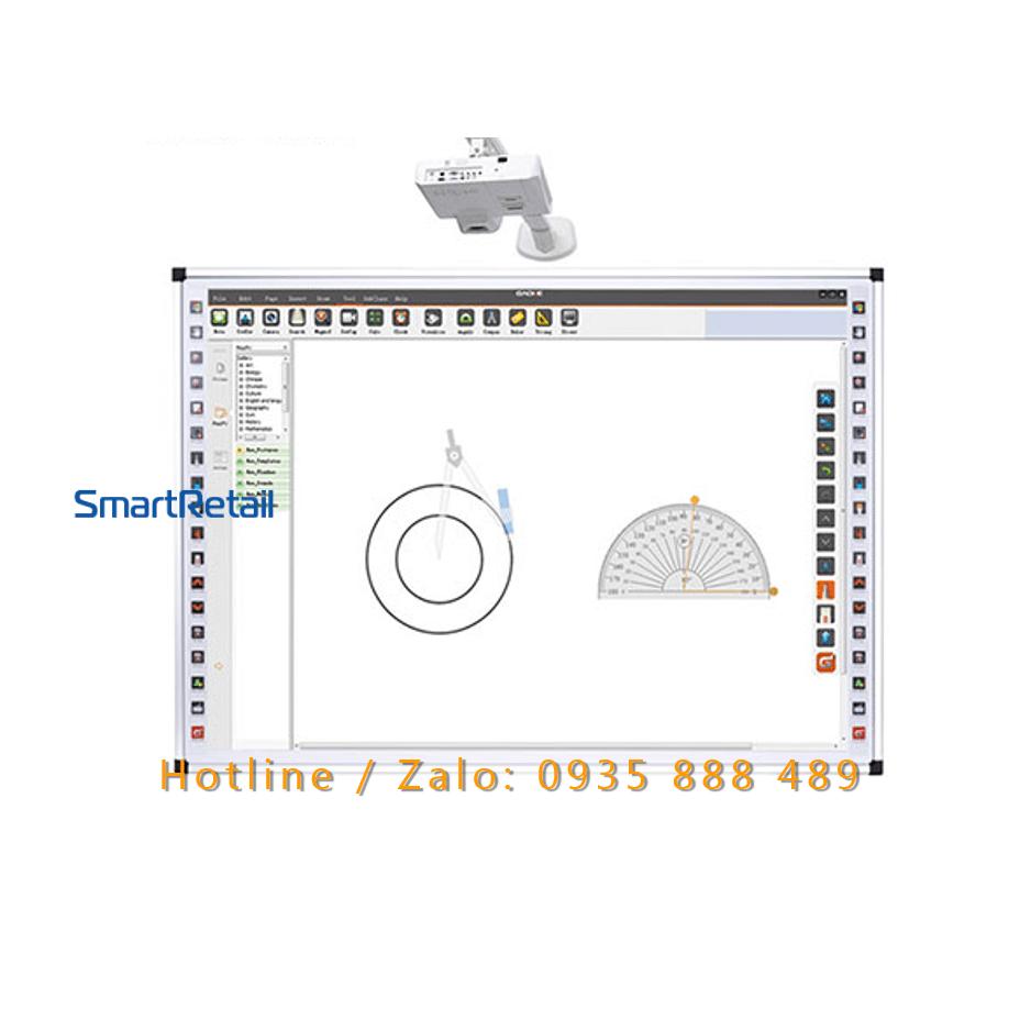 SmartRetail bảng trắng tương tác thoomg minh 3