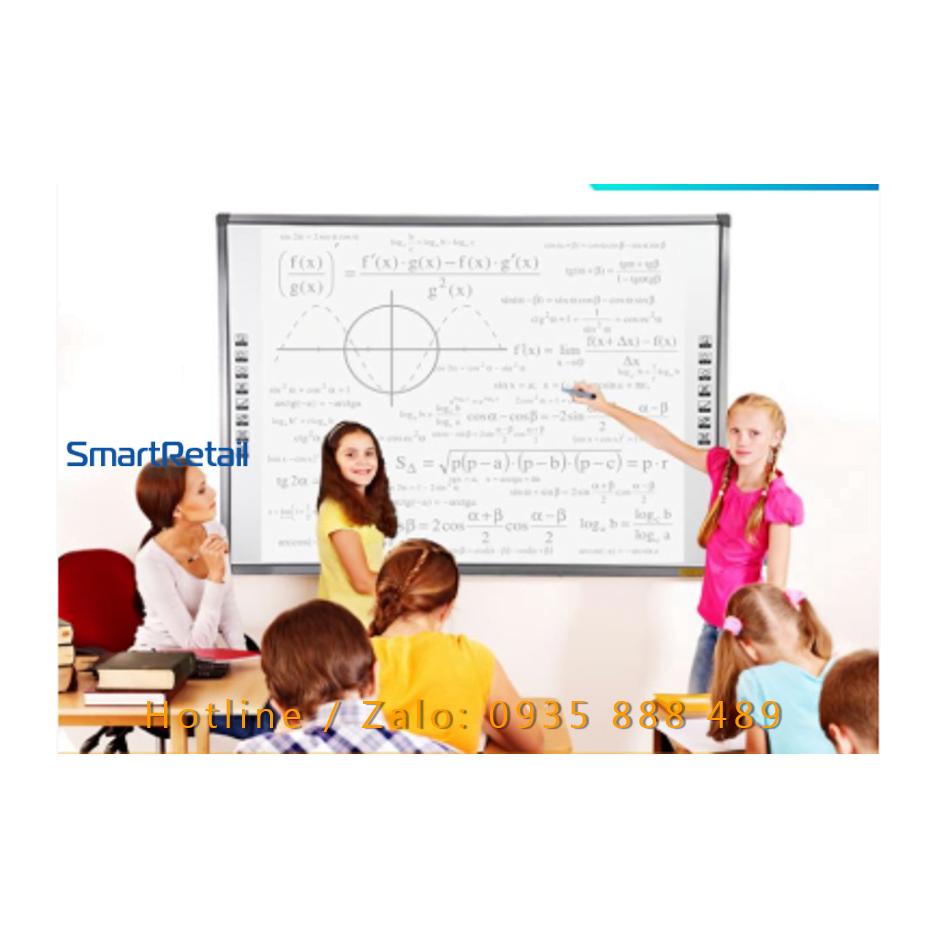 SmartRetail bảng trắng tương tác thoomg minh 8