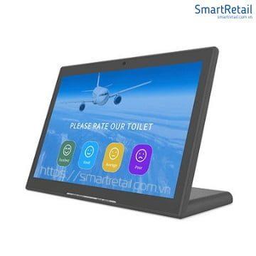 Thiết bị Touch Survey | Giải pháp thu thập ý kiến phản hồi khách hàng - SmartRetail