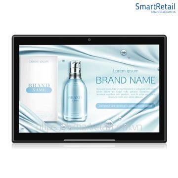 Thiết bị Touch Survey   Giải pháp thu thập ý kiến phản hồi khách hàng - SmartRetail