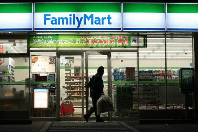 Cửa hàng tiện lợi FamilyMart - SmartRetail