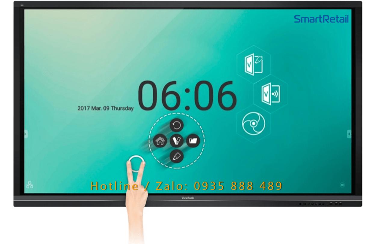 Màn hình tương tác ViewSonic IFP5550 - Màn hình tương tác thông minh chính hãng