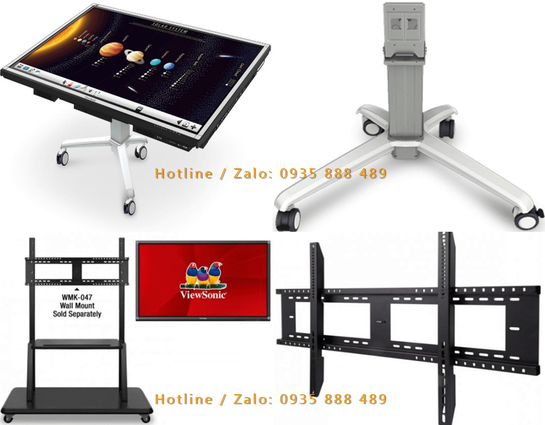 Giá đõ Màn hình tương tác ViewSonic IFP5550 - Màn hình tương tác thông minh chính hãng