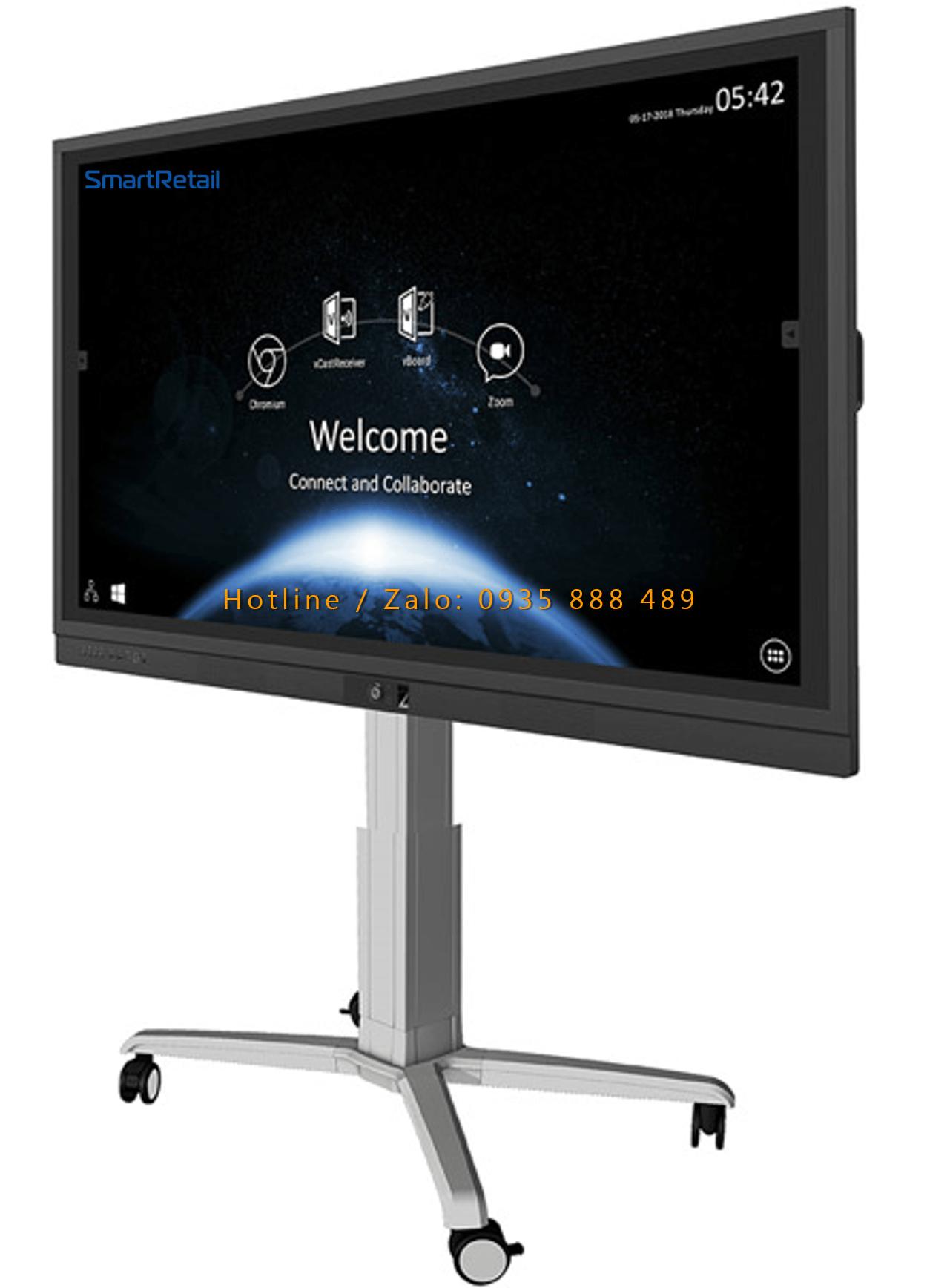 Màn hình tương tác Viewsonic IFP6560 - Màn hình tương tác thông minh thế hệ mới