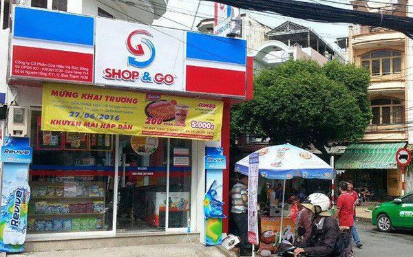 Siêu thị tiện loại Shop & Go