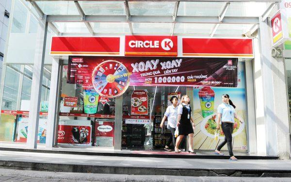 Ngành Bán lẻ - Siêu thị tiện lợi Circle K