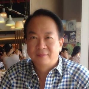 CEO Circle K Việt Nam Tony Yan.