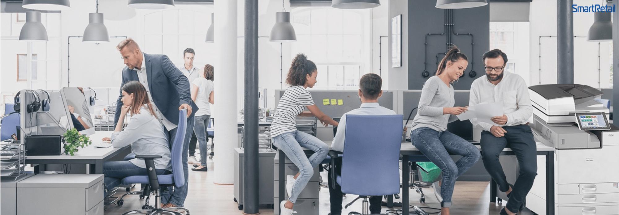 Trải nghiệm khách hàng - Thiết kế trải nghiệm khách hàng - SmartRetail