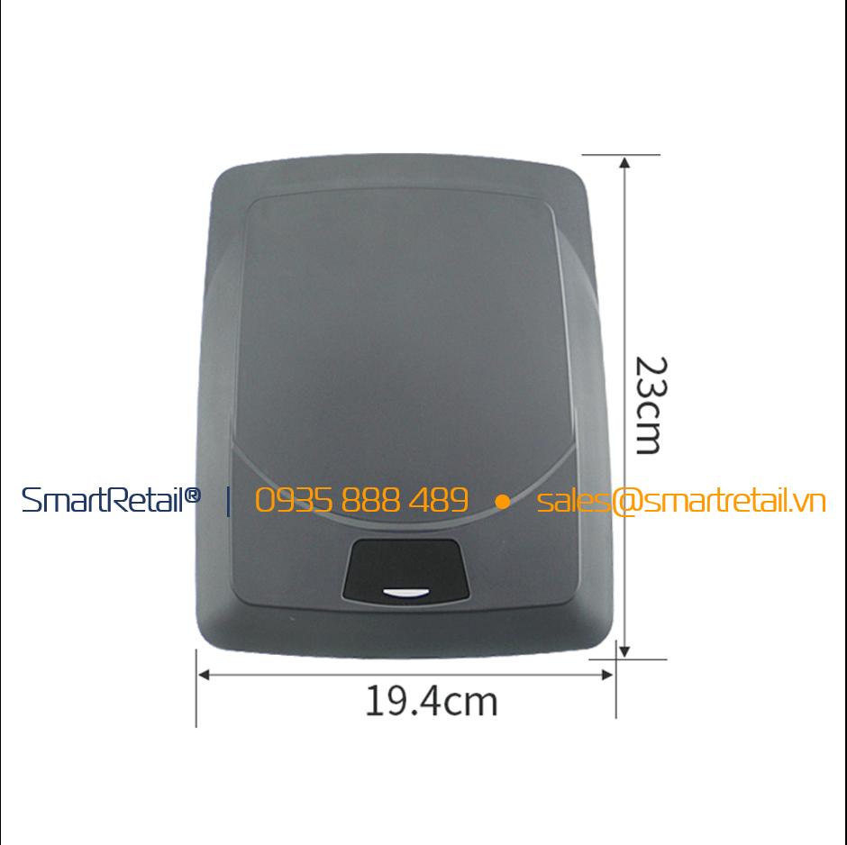SmartRetail - Bộ khử từ tem mềm AM - SR-AD904