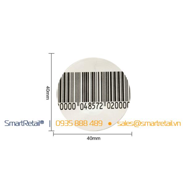 SmartRetail - Tem mềm RF - SR-RLC4040 - 0935888489