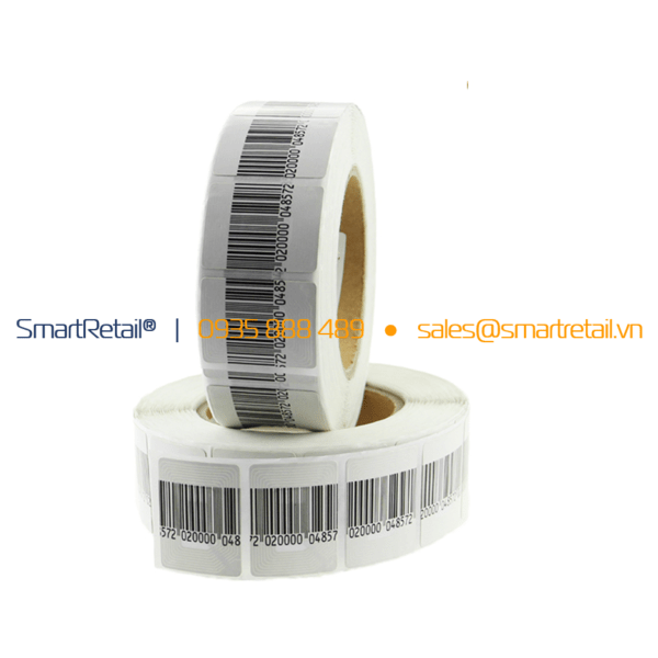SmartRetail - Tem mềm RF - SR-RLS4040 - 0935888489