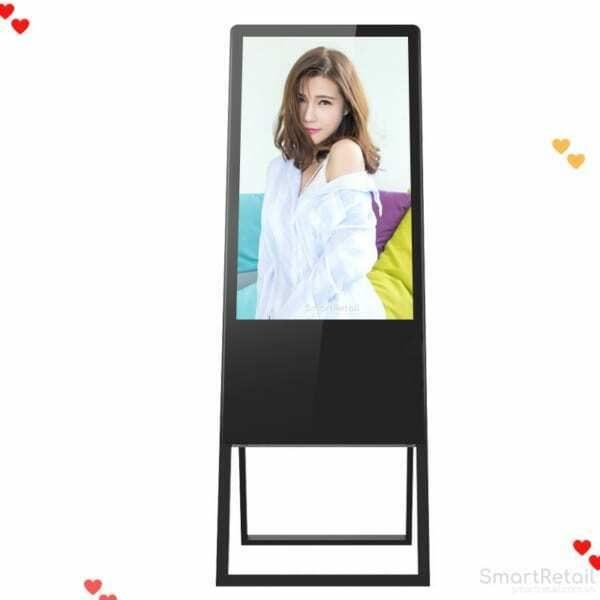 Màn hình quảng cáo Poster - Màn hình LCD chạy quảng cáo chân đứng Poster | SmartRetail