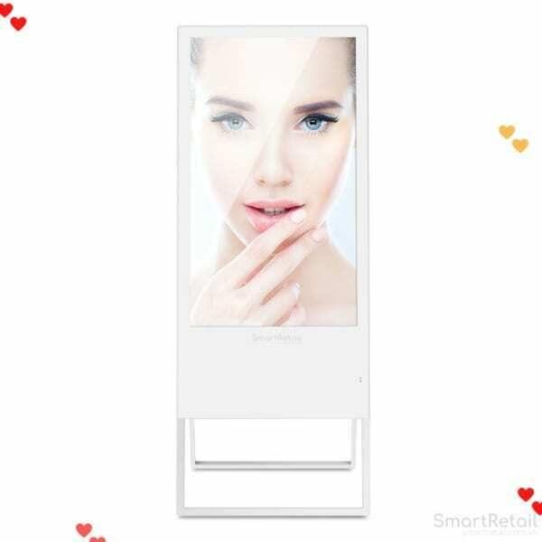 Màn hình quảng cáo Poster - Màn hình LCD chạy quảng cáo chân đứng Poster   SmartRetail