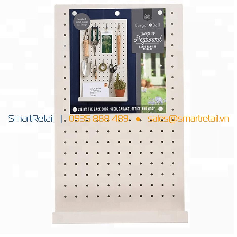 Bảng treo đồ dùng gia đình - SmartRetail - 093588849