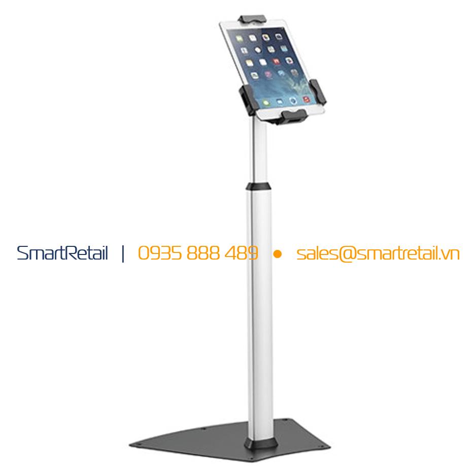 Giá đỡ trưng bày chân đứng cho tablet - SmartRetail - 0935888489