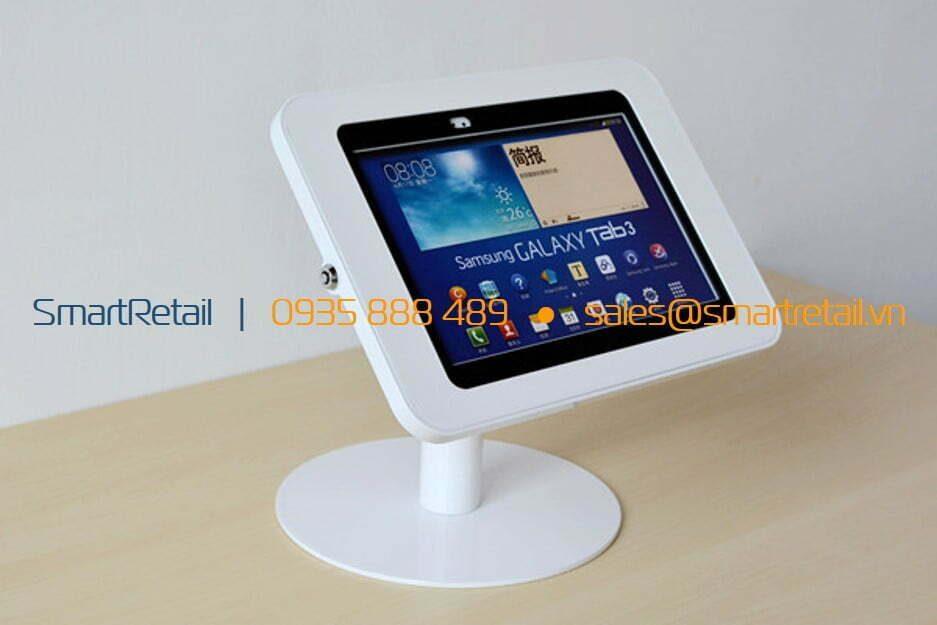 Giá đỡ máy tính bảng để bàn - SmartRetail - 0935888489